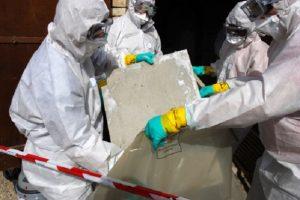 Sanering av asbest